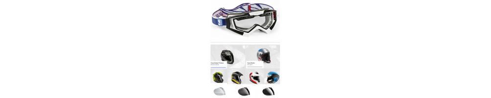 Gama de cascos, viseras y gafas BMW Moto