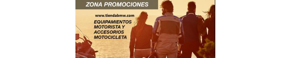promociones campañas BMW Motorrad