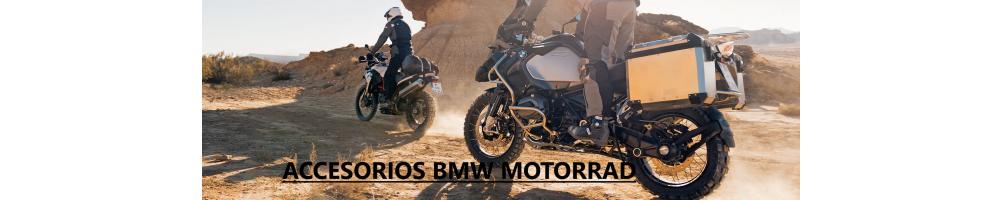 equipamiento motocicletas BMW Motorrad